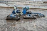 亚太浮筒曝气搅拌机质保5年 浮筒式潜水搅拌机价格 浮筒式曝气机厂家