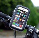 自行车手机通用防水包苹果7plus导航车载手机包手机户外防水支架