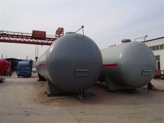 山东菏泽锅炉厂牌50立方液化气储罐