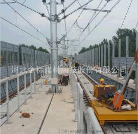 百叶孔高速公路隔音屏障 地铁声屏障吸声板 高档小区平面声屏障