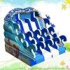 儿童游泳池支架水池SL-0015冰雪世界充气水滑梯