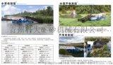 水草打捞清草船 好用的水葫芦草打捞方法