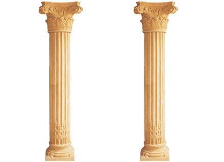 罗马柱图片