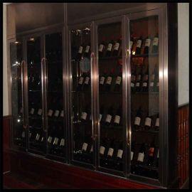 廠家直銷不鏽鋼酒架,不鏽鋼紅酒櫃,不鏽鋼紅酒架