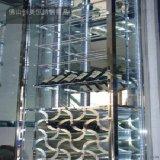 订做各种不锈钢钛金红酒架  简易葡萄酒架
