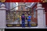 厦门私人定制欧式铁艺大门庭院门别墅进户门厂家直销可安装