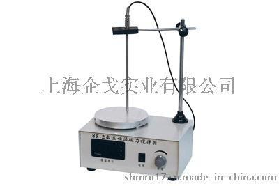企戈85-2 数显恒温磁力搅拌器