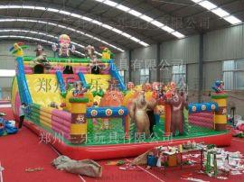 河北趙縣大型充氣城堡廠家批發銷售