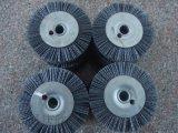 杜邦丝刷轮◆工业刷◆磨料丝刷轮◆高级磨料丝