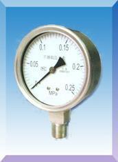 不锈钢压力表(Y-60B/100B/150B系列)