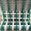 安平厂家直销PVC草坪护栏 花园围栏 绿化带围栏