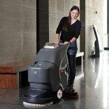無錫洗地機高美GM50手推式洗地拖地機