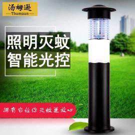 汤姆逊灭蚊灯TMX-SD-1200双光频振式防水防到点 小区专用