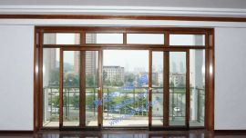 青岛齐力成 断桥铝门窗 金刚网纱窗