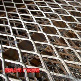 安平304材质菱形网 不锈钢拉伸钢板网 厂家专供