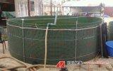 農田灌溉帆布蓄水池高密度防漏雙層加厚材料