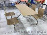 不锈钢食堂餐桌椅生产厂家