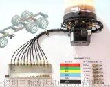 机床用多点自动润滑泵 potentlube电动润滑系统
