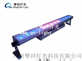 14颗30wCOB点控防水洗墙灯 户外LED防水洗墙灯 三合一超高高度洗墙灯