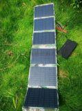 太阳能板100w 单晶硅折叠包 便携式太阳能板