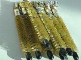 通炮銅絲刷|管道清洗刷|公制M6螺紋清洗刷|