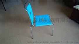 四脚办公椅,休闲办公椅广东鸿美佳厂家生产