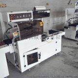 550型封切机   滤芯塑封膜包装机