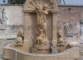 石噴泉 定制  廣場 公園 優質 石雕噴泉