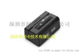 潤卡RCA-X6磁卡IC卡二合一讀寫器