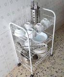 厨房置物架   不锈钢置物架