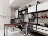 电脑桌家具订制厂家,电脑桌书架家具批发,办公电脑桌家具私人订制