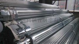 現貨批發 鍍鋅管 鍍鋅鋼管 冷熱鍍鋅管 金洲鍍鋅管 代加工