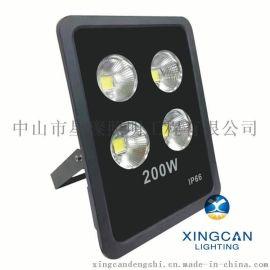 LED投射探照隧道远光灯 户外防水COB聚光投射灯 室外广告牌投射灯100W200W300W400W500W600W
