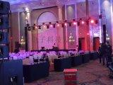 宴會廳舞臺專業音響燈光租賃報價