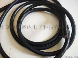 北京厂家供应BYDH高能点火专用高压屏蔽电缆,硅橡胶屏蔽电线