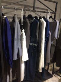 艾格品牌折扣加盟 米梵春装女装货源 厂家尾货走份