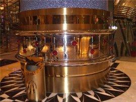 专业定制不锈钢包柱立柱 不锈钢镜面镂空包柱加工厂
