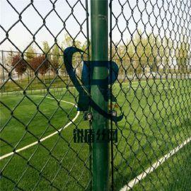 勾花护栏网 学校体育场围网 篮球场围网 羽毛球场围网 运动场围网