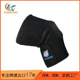 海綿加壓運動護膝騎行登山用 海綿加壓運動護具運動護具生產廠家