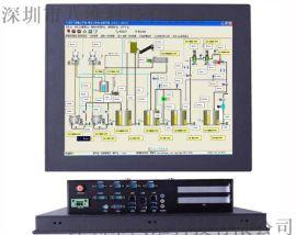 工控機工業平板帶PCI