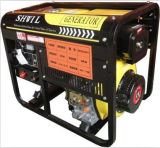 焊接工厂专用250A柴油发电电焊机