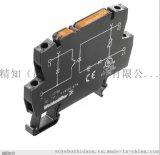 魏德米勒固态继电器带常开触点TOS 230VAC/48VDC 0,1A