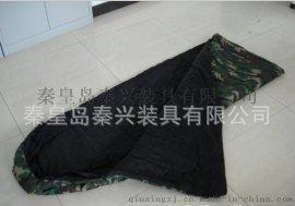 長期提供防水耐用迷彩系野營睡袋 軍綠迷彩單人睡袋 可定制