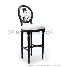 苏州依魅尔-定制吧椅 E-BY002