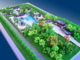 视野0011:㎡;哈尔滨沙盘模型设计制作