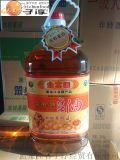 供应黑龙江绿色食品5升金富圆笨炸豆油