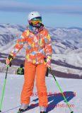 在路上2017新款滑雪服加工