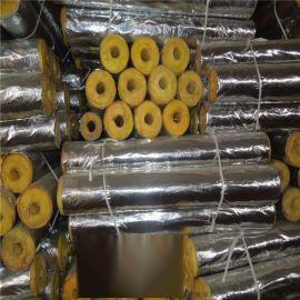 铝箔贴面玻璃棉管壳的生产技术