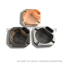 礼品金属烟灰缸定制批发价格-便携式烟灰缸