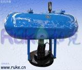 浮筒式潜水离心曝气机 浮筒潜水曝气机 浮筒钢丝绳曝气机
